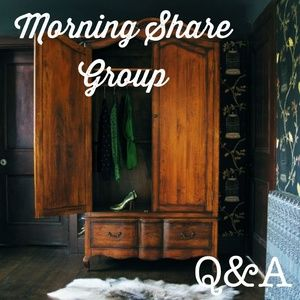 Accessories - (Q&A)☕Morning Share Group